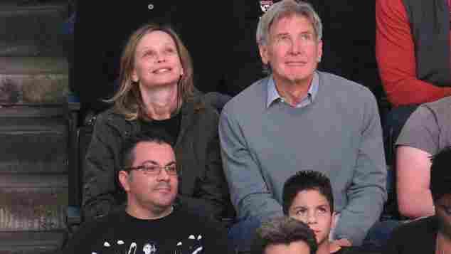 Harrison Ford und Calista Flockhart: So glücklich sind sie zusammen