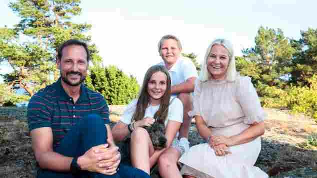 Prinz Haakon, Prinzessin Mette-Marit, Prinzessin Ingrid Alexandra, Prinz Sverre Magnus, Prinz Haakon Geburtstag, die norwegischen Royals, die norwegische Königsfamilie