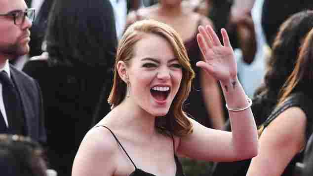 Emma Stone bei den Screen Actors Guild Awards 2017