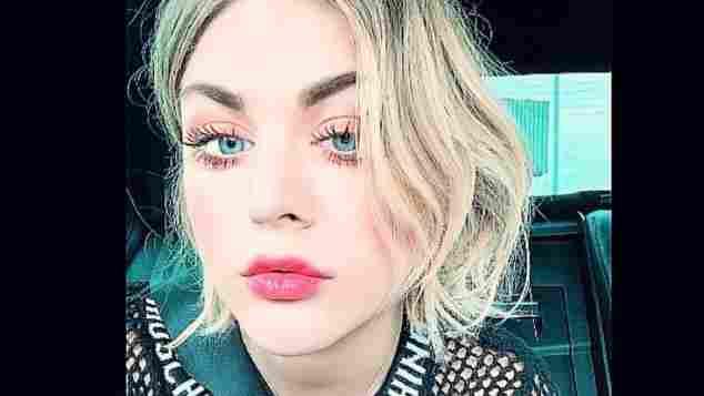 Frances Bean Cobain ist Kurt Cobains Tochter