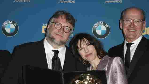 Guillermo del toro und Sally Hawkins sind für den Oscar 2018 nominiert