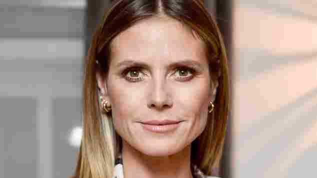 Heidi Klum zu alt zum Modeln, Heidi Klum