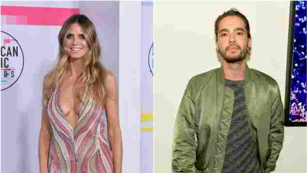 Heidi Klum und Tom Kaulitz wurden knutschend erwischt, Tom Kaulitz, Tokio Hotel, Heidi Klum