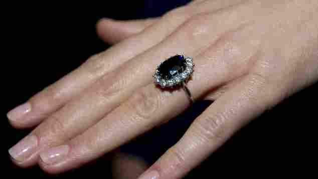 Herzogin Kates Ring