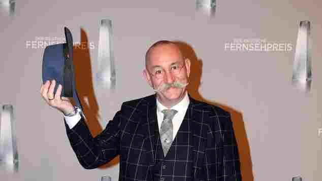 Horst Lichter beim Deutschen Fernsehpreis 2019