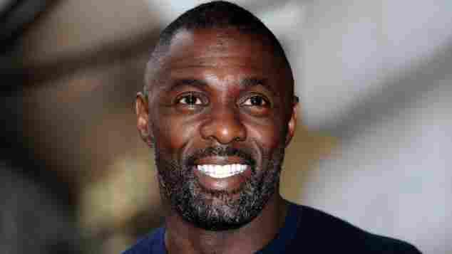 Idris Elba Sexiest Man Alive 2018