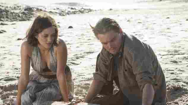 """Leonardo DiCaprio und Marion Cotillard in """"Inception"""""""