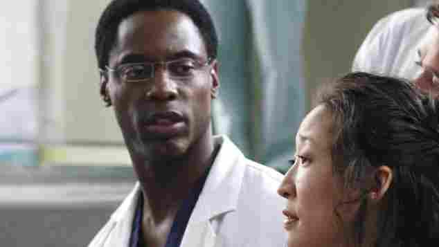 """Isaiah Washington spielte """"Dr. Preston Burke"""" bei """"Grey's Anatomy"""""""