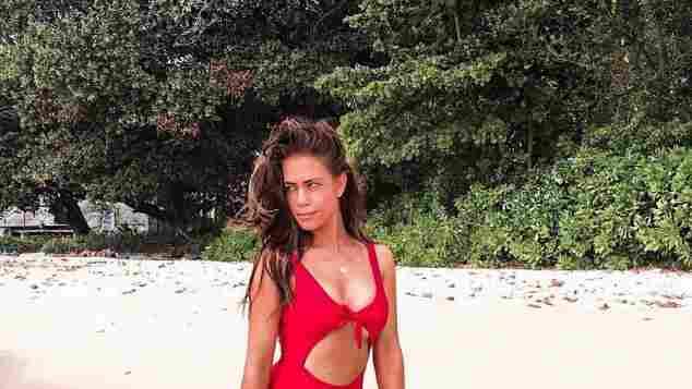 Jessica Paszka Baywatch