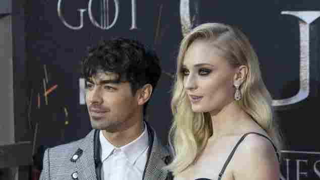 Joe Jonas und Sophie Turner haben heimlich in Las Vegas geheiratet