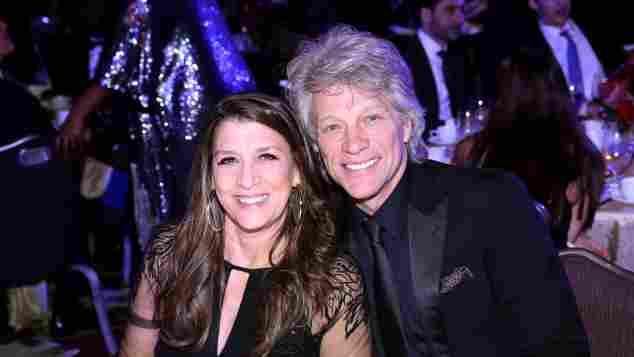 Jon Bon Jovi und Dorothea Hurley sind schon seit vielen Jahren glücklich