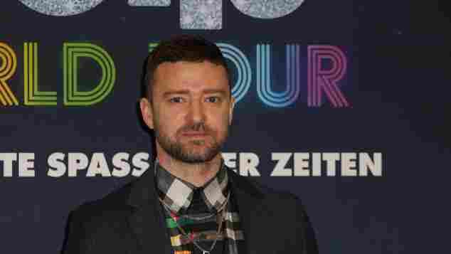 """Justin Timberlake bei der Premiere von """"Trolls"""" 2020"""