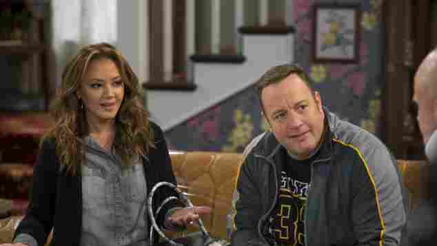 kevin can wait vanessa kevin leah remini kevin james 2017