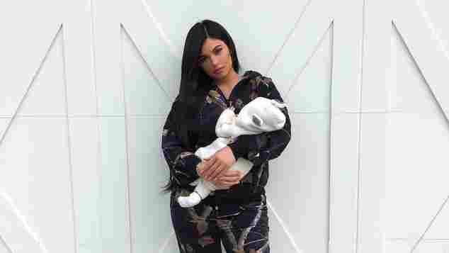 Kylie Jenner Stormi, Kylie Jenner Instagram, Kylie Jenner Tochter, Kylie Jenner Kind