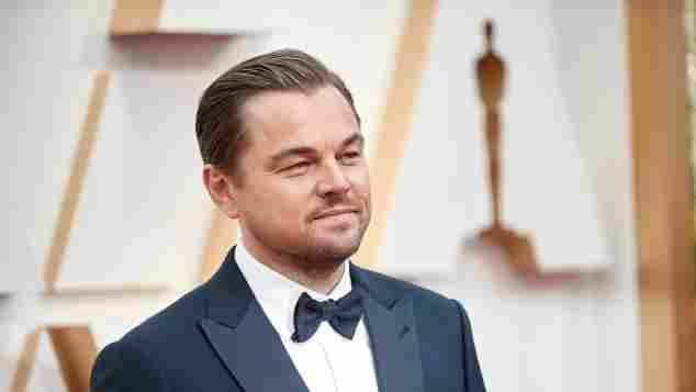 Leonardo DiCaprio durch die jahre hottie