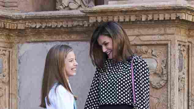 Königin Letizia von Spanien Sofia