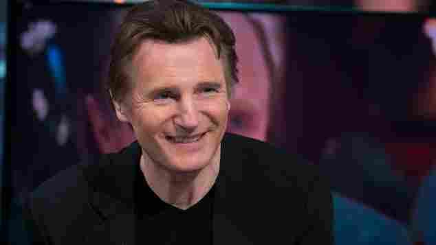 Liam Neeson, Goldene Kamera, Lebenswerk international