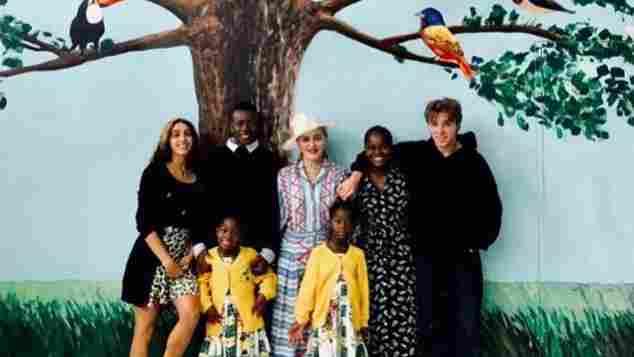 Madonna Kinder