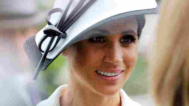 Meghan Markle wird wahrscheinlich keine Taufpatin vom kleinen Prinz Louis