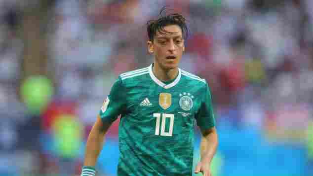Mesut Özil Nationalmannschaft