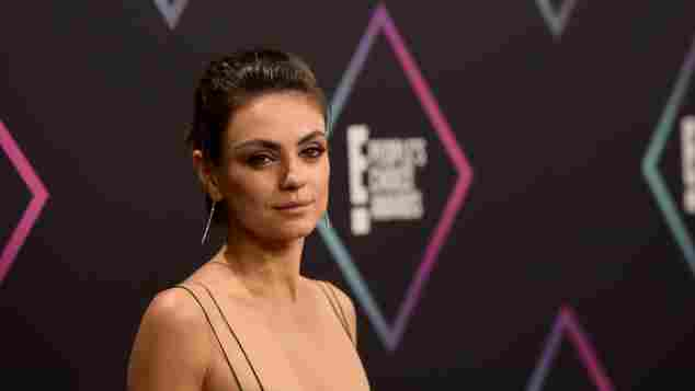 Mila Kunis bei den People's Choice Awards