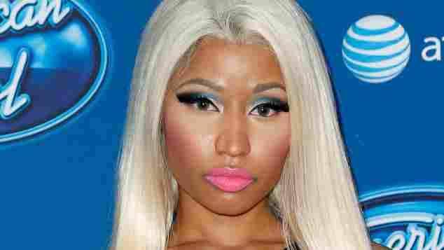 Nicki Minaj 2013 bei American Idol