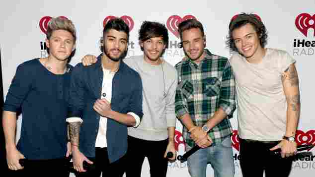 One Direction heute