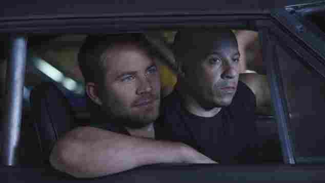 Paul Walker und Vin Diesel in 'Fast and Furious 5'.