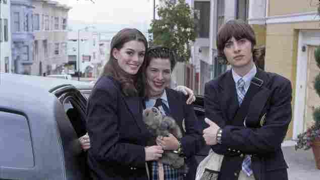 """Anne Hathaway in """"Plötzlich Prinzessin"""" - Einfach Kult"""