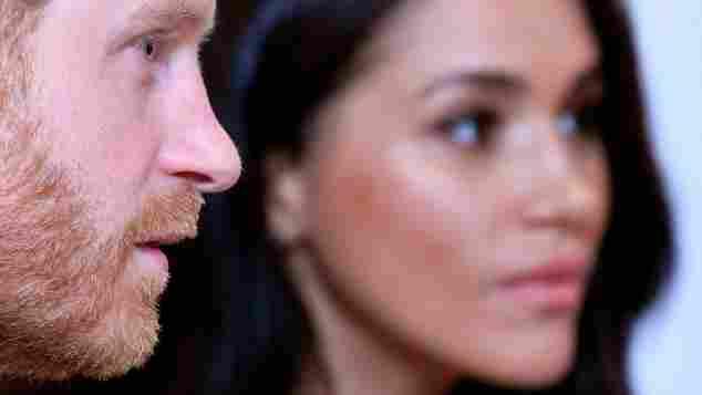 Die Polizei rief 9 Mal in 9 Monaten zu Prinz Harry und Meghan Markles Haus
