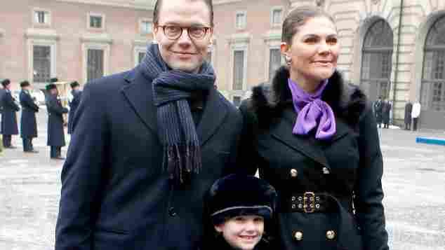 Prinzessin Victoria Prinzessin Estelle und Prinz Daniel
