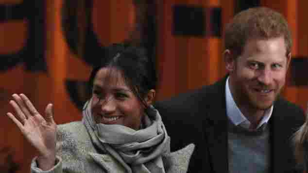 Meghan Markle und Prinz Harry werden im Mai 2018 heiraten