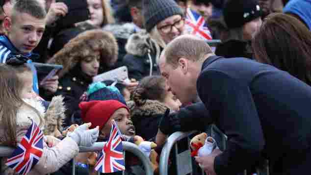 Prinz William Kinder Fans