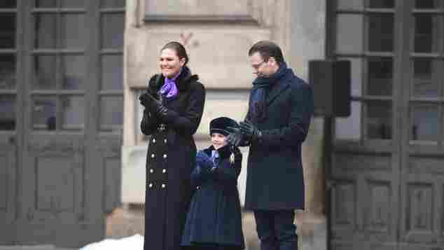 Prinzessin Victoria, Prinzessin Estelle, Prinz Daniel