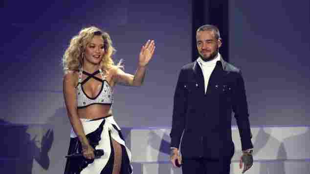 Rita Ora und Liam Payne performten gemeinsam beim Echo 2018
