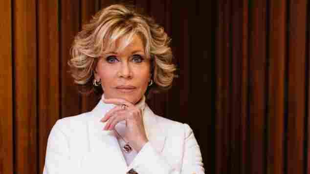 Jane Fonda ist eine der schönsten Frauen aller Zeiten