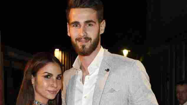 Sila Sahin und  Samuel Radlinger werden zum ersten Mal Eltern