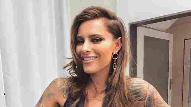 Sophia Thomalla Dekollete