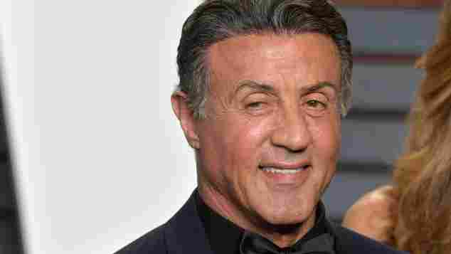 Sylvester Stallone Rambo-Comeback