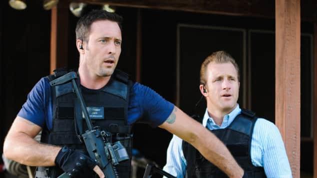 """Seit 2010 steht Alex O'Loughlin für die Krimiserie """"Hawaii Five-0"""" vor der Kamera"""