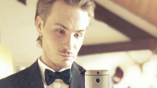 """Alexander Milz ergatterte eine neue Rolle in der ARD-Serie """"Sturm der Liebe"""""""