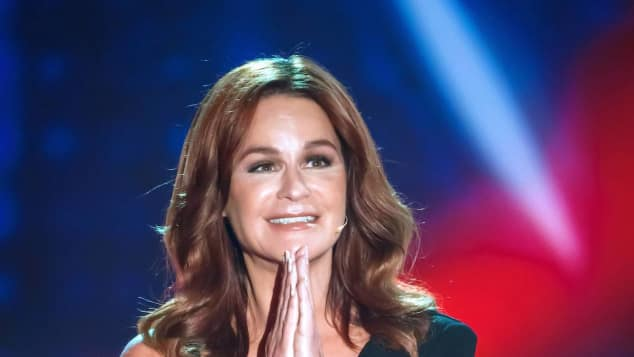 "Andrea Berg erhielt für ""Seelenbeben"" dreifaches Gold"
