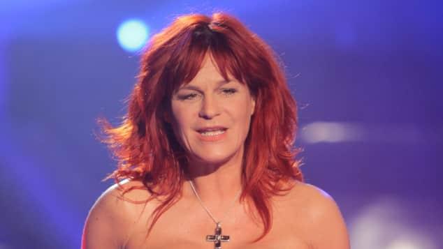 Andrea Berg Corsage Sexy das sagt sie heute dazu 2012 Schlagersängerin