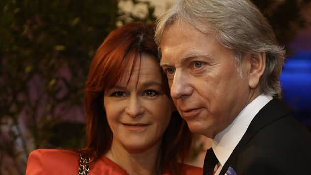 Andrea Berg Uli Ferber Ehe