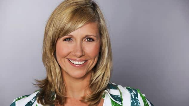 Andrea Kiewel ist seit vielen jahren das Gesicht des Fernsehgartens
