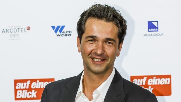 "Andreas Elsholz ist aus GZSZ und ""Dr. Frank"" bekannt"