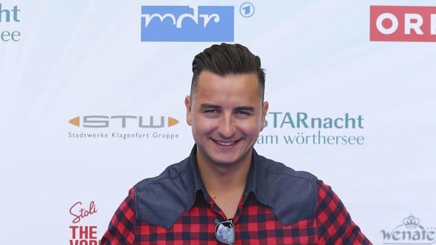 Andreas Gabalier ist super erfolgreich