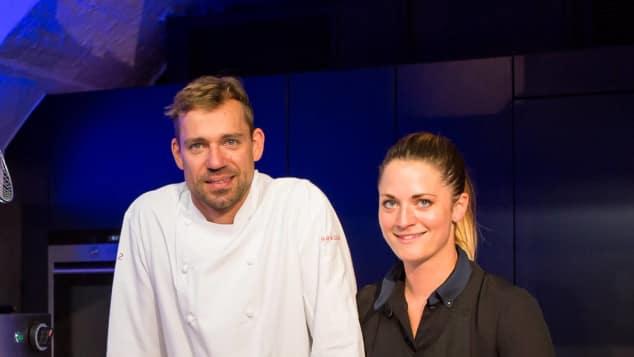 Andreas und Franziska Schweiger haben ihr eigenes Restaurant