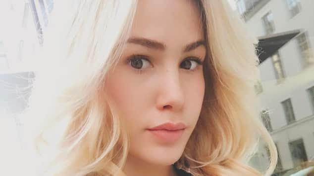 """Ex-""""Bachelor""""-Kandidatin Angelina Heger präsentiert stolz ihre neue Frisur"""