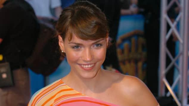 So sah RTL-Moderatorin Annett Möller vor zehn Jahren aus.
